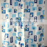 Blocks Curtain