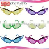 party popper and paper party mask for celebration wholesale paper mache masks