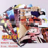 Naruto Posters 8 pcs a set Wholesale Fashion Anime Cos Hot and New Style