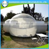Outdoor Bubble Tree Inflatable camping bubble tent with 2 tunnels