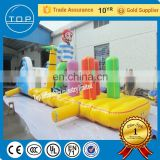 Guangzhou combo inflatable water toys for wholesales