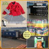 textile second hand clothes
