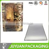 Vintage decorative custom metal tin plate sign wholesale