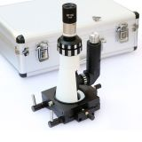 Polarizing Light Microscope Handheld Diagnost Equipment Portable Metallographic Microscope with Magnetic Base Polarizer