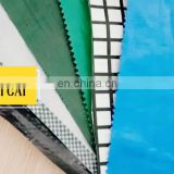 crack resistant UV sun shade tarp waterproof silver hdpe tarpaulin for balcony canopy /awning /roof/outdoors cover