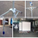 Wholesale 70*70 Inch Projector Tripod Screen/Projector screen stand