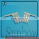 Sunbow Polyester spiral shrink tube for Thermal motor protector                                                                                                         Supplier's Choice