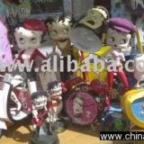 I'm very interested in the message 'Betty Boop on Scooter Figurines' on the China Supplier