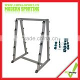Steel Power Gym Barbell Exercise Rack