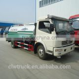 Factory price 6000L left hand drive used trucks Dongfeng 6 ton water truck