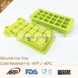 2016 hot selling food grade silicon ice tray                                                                                                         Supplier's Choice