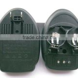 Button battery charger for LIR2032