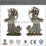 Novel polyresin angel christ statue