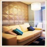 Hot Sale Building Material PVC 3D Wall Panels / 3D Wall Tiles For 3D Wall Decor                                                                         Quality Choice