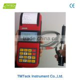China Manufacture Thermal Printer USB Interface Digital Portable Leeb Hardness Tester for Mental Measurment