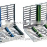 High Quality cassettes for Dental instruments box
