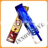 made in china customized biodegradable laminated CMYK calendar printing food grade materials chocolate bar packaging