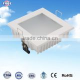 6-8w led square led downlight retrofit,4 inch,die casting aluminum housing                                                                         Quality Choice