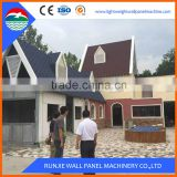 Modern Construction Kits Prefabricated Steel Frame House