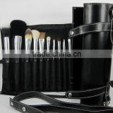 MC upscale charm cylinder 16 pcs cosmetic brush set useful and professional make up brush