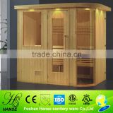 HS-SR005 dry sauna/canadian tire sauna/6-8 person sauna
