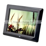 Promotional gift digital picture frame full HD 8 inch digital photo frame with motion sensor