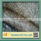 fox fur /mink fur/faux fur fabric for coat/garment                                                                         Quality Choice