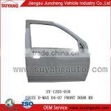 car door assembly Front Door (RH) for D-MAX 04/07 for sale