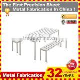 kindle 2014 new professional customized galvanized folding chair glides for metal chairs