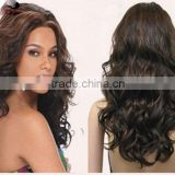 machine for natural fibers china supplier long body wave wigs synthetic wigs wholesale alibaba
