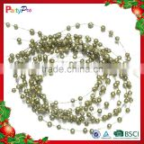 2015 Hot Sale Plastic Beads Ball Chain of Merry Christmas