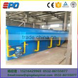 electric plating waste water treatment machine with dosing system