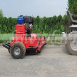 Flail mower with CE 15HP gasoline LIFAN Engine