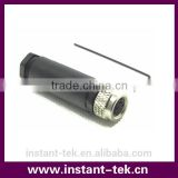 INST male female 4 pin circular connector