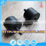 Customized engine rubber vibration mount rotary damper