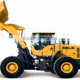 High Efficiency And Good Adaptability 6T Wheel Loader LG968 With Weichai Engine From Chinese OEM Factory