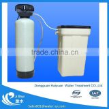 Auto regeneration automatic ion exchange water softening