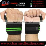 Crossfit Strength Weight Lifting Straps Cotton Wrist Wraps