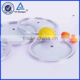 flat glass lids for sauce pan,fry pan