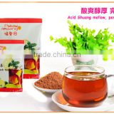 Instant beverage solid drink Lemon black tea instant lemon tea powder