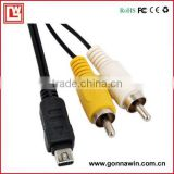 Audio & Video Cable/digital camera AV cable