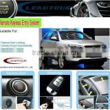 Remote smart key 433.92 mHZ keyless push button auto keyless entry system for BYD S6 IC Chip USA