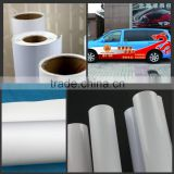 Self adhesive car sticker for advertising/car wrapping sticker full body /matt pvc vinyl for car stickers