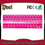 Ultra Thin& High Transparency,waterproof &dust Proof TPU Keyboard Cover for macbook Thai for macbook Pro/Air