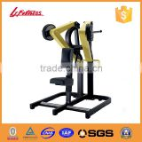 Hot Gym exercise weight plate loaded hammer strength cable low row machine LJ-5701A