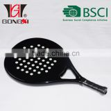 Hot selling carbon fiberglass beach paddle racket