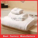 Soft Luxury 100% cotton hotel spa bath towel sets