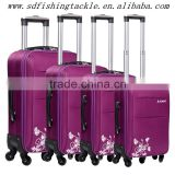 "New design EVA travel luggage set/hot selling colorful 20""24""28""suitcase/bags"