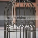 Galvanized Iron decorative Wire Material wire mesh bird cages