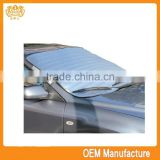 Factory direct Car Sunshade curtain, car front windshield sunshade